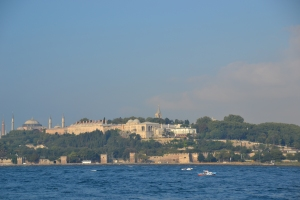 on the Bosphorus