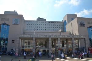 Marmara University Hospital in Instanbul, Turkey