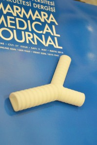tracheal created with 3D printing