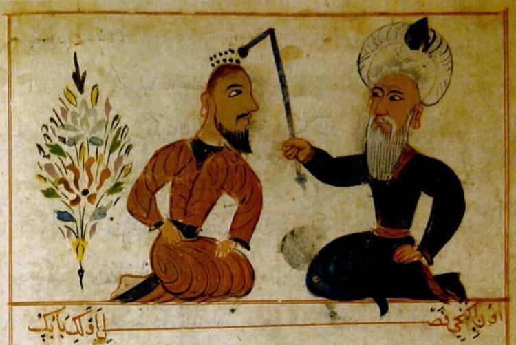 Serefeddin Sabuncuoglu, 15th century Turkish physician and surgeon (Wiki commons)