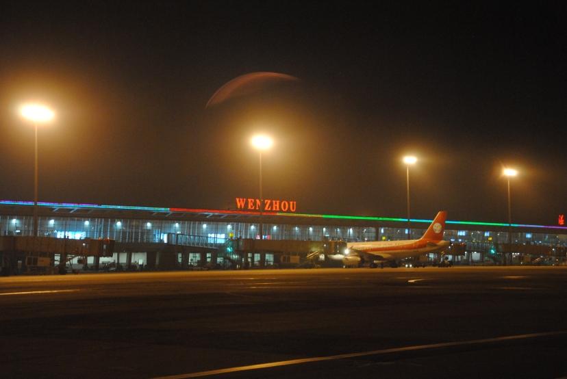 Wenzhou airport