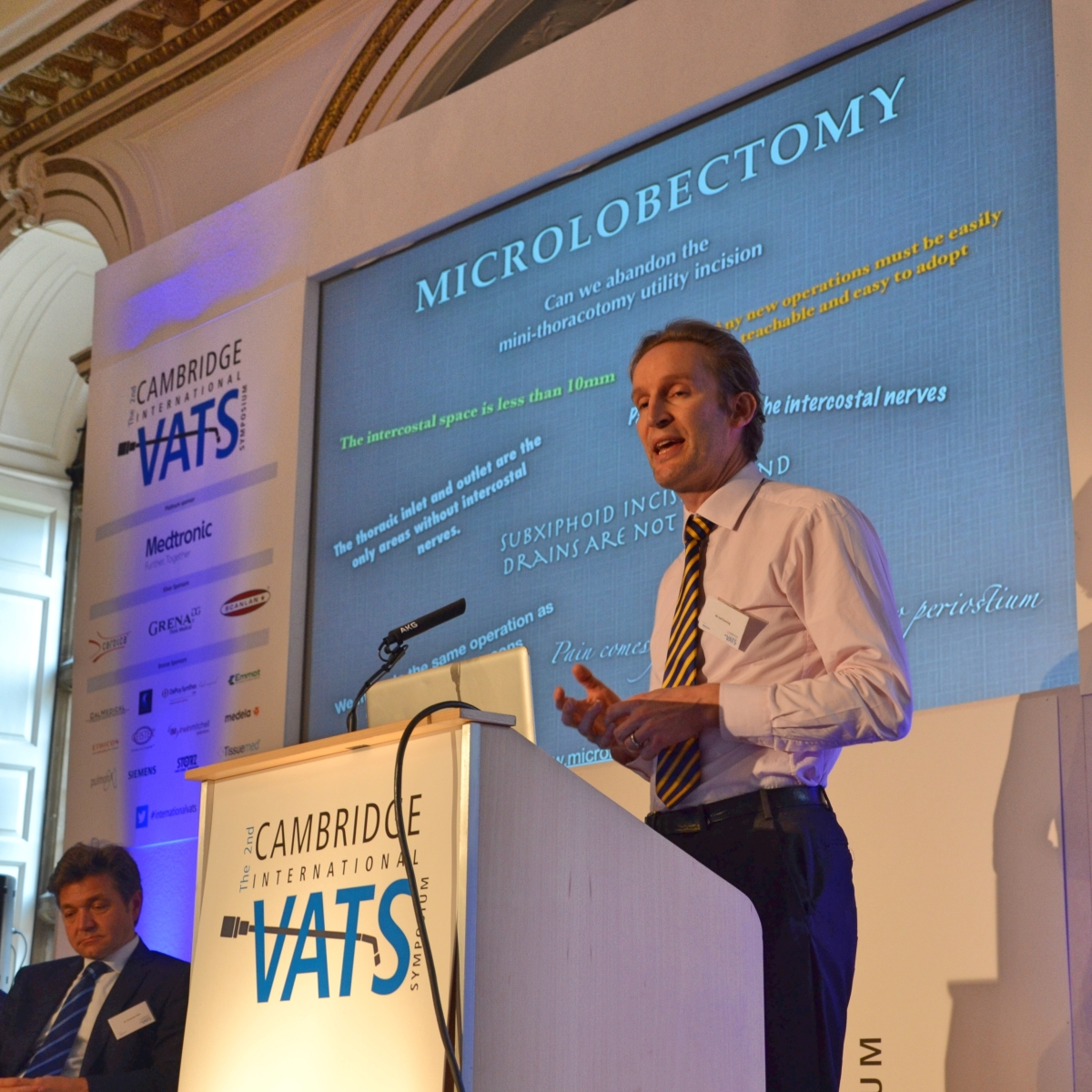 the 2nd annual Cambridge VATSconference