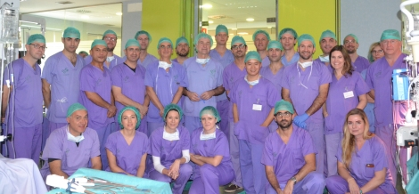 Advanced Course on Major Pulmonary Resections through Uniportal VATS
