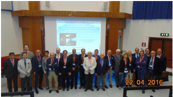 Speakers and moderators at the 3rd Mediterranean Symposium on Thoracic Surgical Oncology